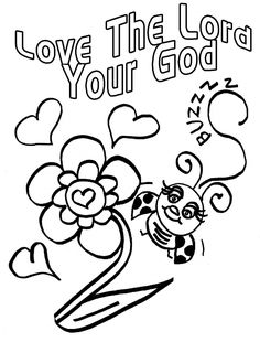 jesus loves the little children coloring pages for kids and for