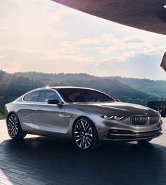 BMW Pininfarina Gran Lusso V12