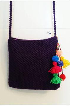 Crochet Bag Crochet Crossbody Bag Crochet Soulder Bag