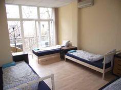 Budapest Live Hostel Hungary, Europe Ideally located in the prime touristic area of 08. Józsefváros, Live Hostel promises a relaxing and wonderful visit. The hotel offers guests a range of services and amenities designed to provide comfort and convenience. Free Wi-Fi in all rooms, express check-in/check-out, luggage storage, Wi-Fi in public areas, airport transfer are there for guest's enjoyment. Some of the well-appointed guestrooms feature internet access – wireless, non smo...