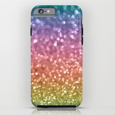 After the Rain iPhone & iPod Case by Lisa Argyropoulos #iPhone6 #iPhone #case #rainbow #accessories #cover #cool #bokeh #toughcase #preorder #pretty