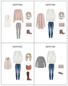 The Essential Capsule Wardrobe: Winter 2018 Collection Maximize your closet, get dressed quickly and get 100 outfits from only 23 clothes and shoes! IS YOUR CLOSET FULL OF CLOTHES, BUT YOU HAVE NOTHING TO WEAR? YOU NEED… THE ESSENTIAL CAPSULE WARDROBE E-BOOK: WINTER 2018 COLLECTION! AComplete Capsule Wardrobe Guide, With all the clothes and…