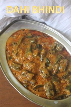 Quick and easy ladies finger sabzi or dahi bhindi which taste super delicious. Aloo Recipes, Okra Recipes, Curry Recipes, Vegetarian Recipes, Healthy Recipes, Recipies, Paratha Recipes, Side Recipes, Okra Curry