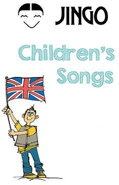 Children's Songs lieduitgave. De Engelse taal wordt in Nederland steeds belangrijker. Al op de basisschool leren kinderen de eerste Engelse woorden. Door vanaf zeer jonge leeftijd te zingen in een andere taal, nemen kinderen de taal snel op. De lieduitgave Children's Songs bevat 20 traditionele Engelse kinderliedjes. Kindermuziek en kinderliedjes ♫