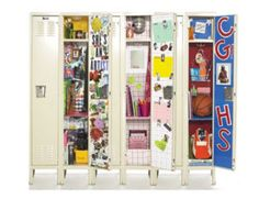 decorating school lockers - How To Decorate Your Locker