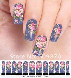 Finger Nails Toe Nails Art Sticker Fashion Nail Sticker Art Nail