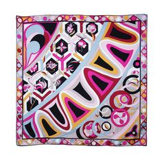 Pucci Scarf | From a collection of rare vintage scarves at http://www.1stdibs.com/fashion/accessories/scarves/