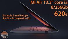 Codice Sconto - Xiaomi Notebook Air 13.3 Core i5 7200U 8/256 Gb a 620€ garanzia 2 anni Europa spedito GRATUITAMENTE da magazzino EU #Xiaomi #133 #CoreI7 #Laptop #NotebookAir13 #Offerta #Xiaomi https://www.xiaomitoday.it/?p=34579
