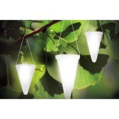 For solar lighting outside