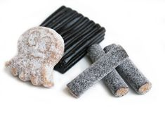 Salty licorice. Nothing beats it.