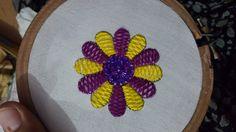 Herringbone Stitch: Hand Embroidery By Alexis Hand Stitch