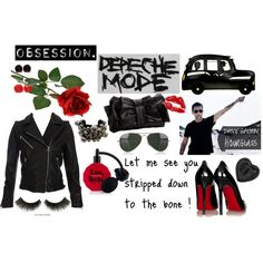 """Depeche Mode Obsession"""