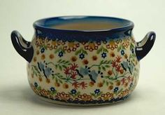 The Individual Soup Tureen - Wildflower Delight