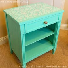 moroccan side table diy - Google Search