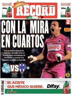 RÉCORD Monterrey 17 septiembre 2013