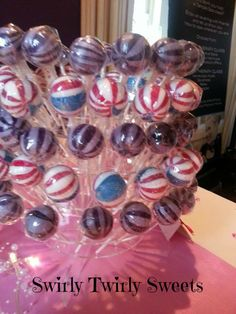 Our fab lolly holder available for sweetie buffets