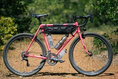 Joshua's Bryant 650b Fatrob Dirt Road Tourer | The Radavist