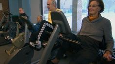 Exercise can help with mental health