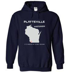 Platteville WI T-Shirts, Hoodies, Sweatshirts, Tee Shirts (39$ ==> Shopping Now!)
