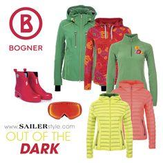 Coole Farben! #BognerSkiwear