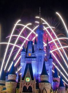 Not all Walt Disney World fireworks viewing locations were created equal. The best place within the Magic Kingdom to view Wishes! is on Main Street, USA. Some people might tell you otherwise, claiming that other areas of the park offer unique perspec