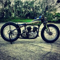 Likes, 18 Comments - Kukakustoms ( Bob Weave, Bobber, Motorcycle, Vehicles, Ideas, Rolling Stock, Motorcycles, Motorbikes, Vehicle