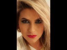 Maquiagem de verão para a noite por Alice Salazar
