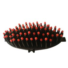 Banggood Silicone Brush Hair Straightener Comb Replacement for LCD Digital Straightening Brush Comb Irons ** Check out the image by visiting the link.