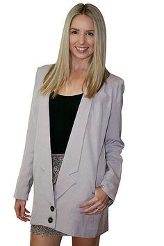 Elliatt Arrows Blazer » online clothing shop with top fashion brand dresses, tops, skirts, jackets for women.