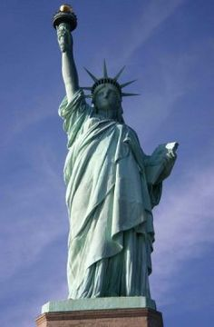 Lady Liberty: A Historical Landmark Nyc With Kids, Visiting Nyc, Historical Landmarks, Ways Of Seeing, My Land, Great Places, Statue Of Liberty, Places To Travel, New York City