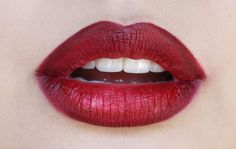 Cerise and Red Masterliner Lip Pencil, Lipstick Besame Cosmetics - 2