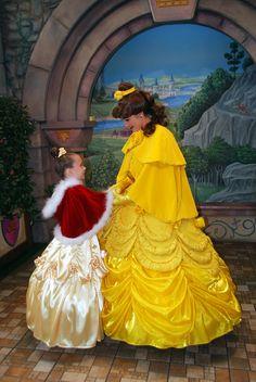 Belle & Mini Me