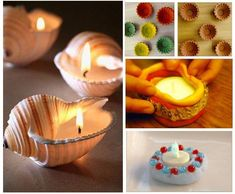 Easy DIY Diwali Decoration Ideas #diwalidecorations Easy DIY