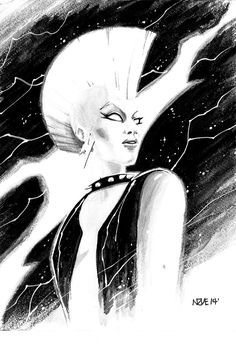 Punk Storm by olivernome on deviantART