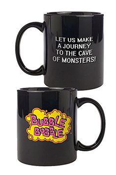 Tasse Bubble Bobble - Logo Games Games Merchandise Verschiedene