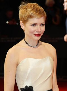 Short Pixie Cuts For Oval Faces