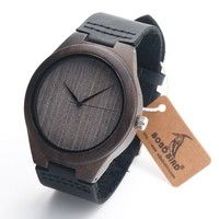I think you'll like New Arrival  Maple Wood Watches Men's Luxulry Brand Leather Band Wooden Bamboo Wristwatches In Gift Box. Add it to your wishlist!  http://www.wish.com/c/55dfc573072fb816bf46f9d8