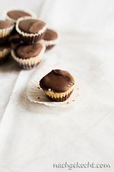 Mein Geschenk 1. Advent *Peanutbutter Cups* von Carrie-Ann (IHEARTEMMI)....yummy!