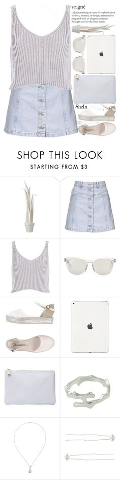"""""""i hope all you lovely beings are having a safe and happy day """" by alienbabs ❤ liked on Polyvore featuring Wandschappen, Topshop, River Island, Dolce&Gabbana, Espadrilles, Jil Sander, Jenny Packham, women's clothing, women and female"""