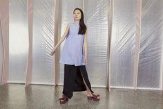 Atomic | Lavender | Silk Crepe de Chine