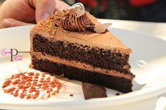 Hazelnut Chocolate Cake at Tonys Town Square