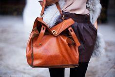 B as Bag.