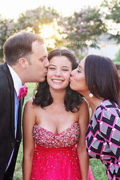 Parents & Sweet 15 - www.clarislynn.com