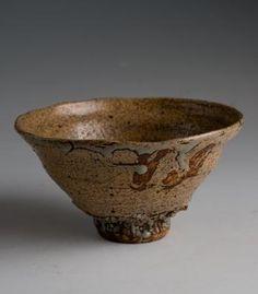 Tea bowl, Ido style- Nakamura
