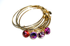 Pulsera rígida Crystals, Bangle Bracelets