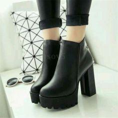 Zapatillas altas y comodas