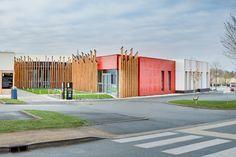Multi-accueil petite enfance - Saint-Fulgent (85) - Archi Urba Deco ...