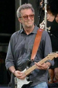 Eric Clapton at New Orleans Jazz & Heritage Festival 2014 Rock Music, My Music, Music Stuff, Tears In Heaven, The Yardbirds, Best Guitar Players, Blind Faith, Best Guitarist, Blues Music