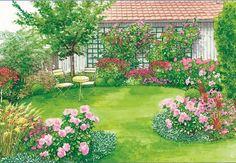Cvetni ram za romantičnu sliku - Lisa - Sve što čini moj život!