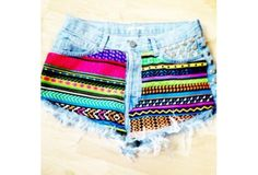 Cute Hipster Shorts